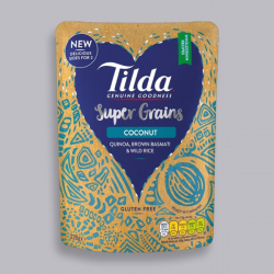 Tilda Super Grains Coconut Rice 220g