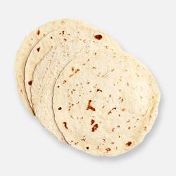 "Gluten-Free 9"" Tortilla Wraps - 4 x 40g"