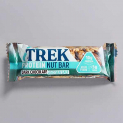 TREK Protein Nut Bar Dark Chocolate & Sea Salt 40g