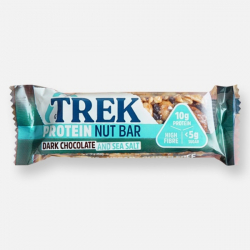 TREK Protein Nut Bar Dark Chocolate & Sea Salt - 40g