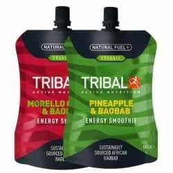 Organic Energy Smoothies-3 x Pouches-Morello Cherry & Baobab