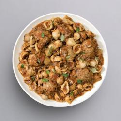 Turkey Meatball & Pasta - 37g Protein