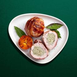 Sage, Onion & Bacon Stuffed Turkey Parcels - 2 x 230g