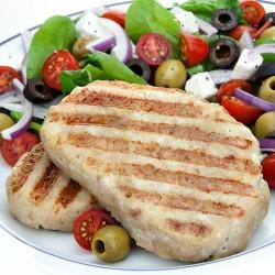 2 x 170g Premium Turkey Hache Steaks