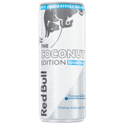 Red Bull Sugar Free Energy Coconut Flavour 250ml