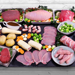 Ultimate Christmas Meat Hamper