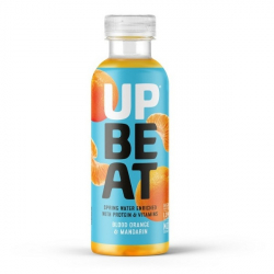 Upbeat Juicy Protein Water - Blood Orange & Mandarin