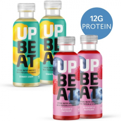 4 x 500ml High Protein Juicy Waters JUST £4.95