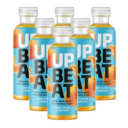 UpBeat Protein Water - Blood Orange (6 for £9.95)