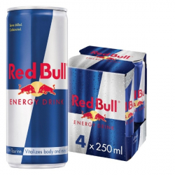 Red Bull Energy 250ml - 4 Pack