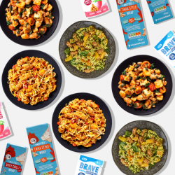Vegan Meals for Two People - 14 Servings