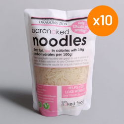 Virtually Zero Carb Noodles - 10 Pack