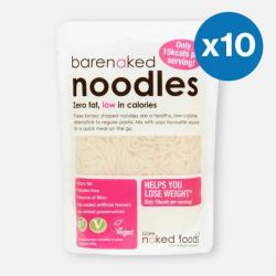 Bare Naked Noodles - 10 x 250g