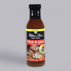 Walden Farms Thick & Spicy BBQ Sauce