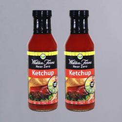 Walden Farms Tomato Ketchup 2 x 340g Bottles