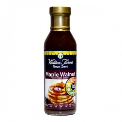Walden Farms Maple Walnut Flavoured Syrup
