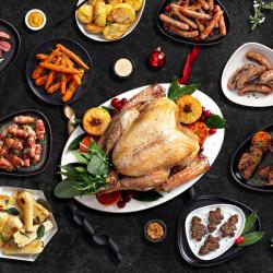 Luxury Christmas Whole Turkey Hamper