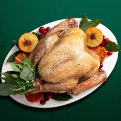 British Whole Turkey 3kg - 4kg