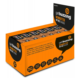 Get Buzzing WOW Butter Flapjack Bars-24 x 62g ****