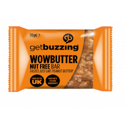 Get Buzzing WOW Butter Flapjack Bites 30g