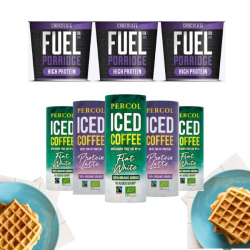 New Breakfast Wake up and Go Bundle