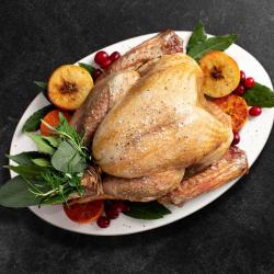 British Whole Turkey 3kg - 3.4kg