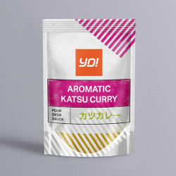 Yo! Mild Aromatic Katsu Curry Sauce 100g