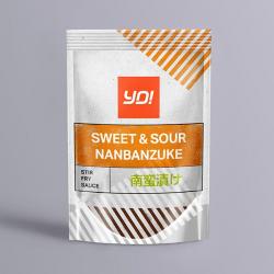 Yo! Nanbanzuke Sweet & Sour Sauce 100g