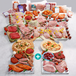 You Do You Super Lean Hamper + Two Gorgeous Hampers For 1p